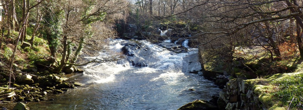 Stunning rivers and streams in Snowdonia