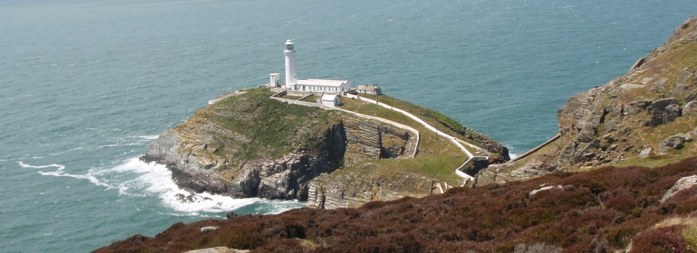 Ynys Lawd (South Stack), Isle of Anglesey - Wales Coast Path