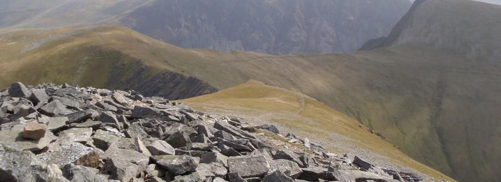 Snowdonia traverse