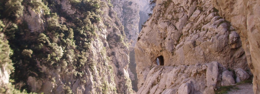 The Cares Gorge (Garganta del Cares)