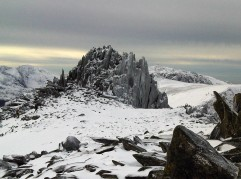 Castle of the Winds, Glyder Fach