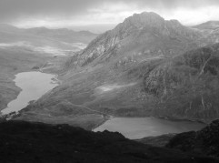Ogwen Valley and Tryfan - Snowdonia North Wales