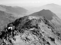 Welsh 3000s- Garnedd Ugain and Crib Goch