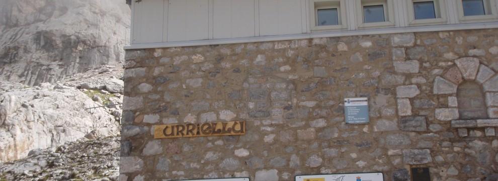 Refugio de la Vega de Urriello (Ubeda hut)