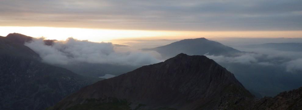 The Beautiful valleys of Snowdonia