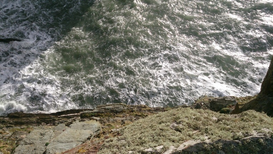 The cliffs of Anglesey are very steep and dramatic which gives the Anglesey Coastal path walks very interesting scenery.