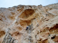Atmospheric rock climbing routes on the Costa Blanca Spain routes with character!