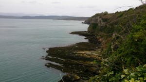 Anglesey Coastal path a stunning coastline with excellent views across to the main land