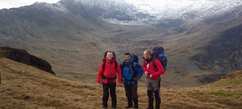 a Multi day trip across Snowdonia