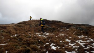 Mountain navigation in Snowdonia