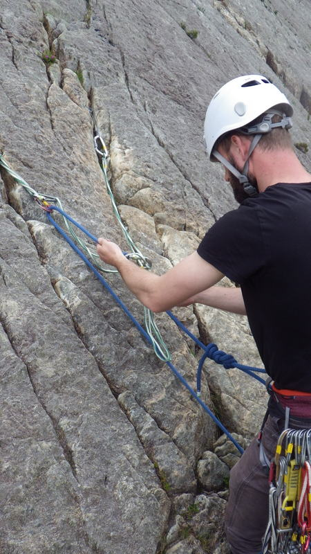 How Long To Climb Snowdon >> Trad rock climbing Learning techniques to keep you safe ...