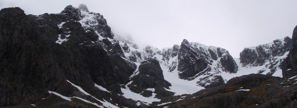 The majestic North Face of Ben Nevis