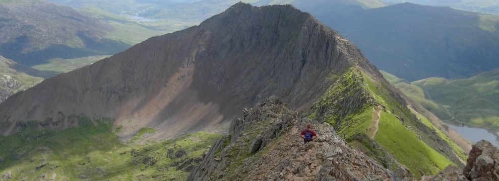 Traverse of Crib Goch