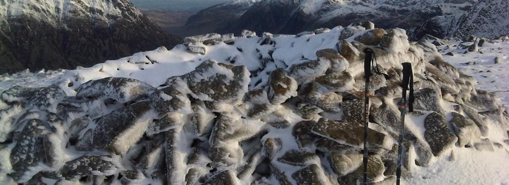 View towards Tryfan, Snowdonia
