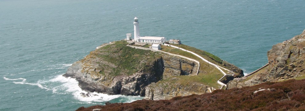 Ynys Lawd (South Stack), Isle of Anglesey.