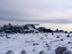 Cantilever Stone, Glyderau