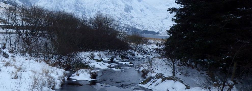 Ogwen Valley, Snowdonia, North Wales