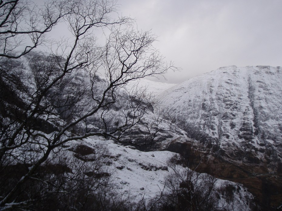 Hidden Valley, Glen Coe, Scotland