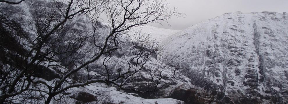 Hidden Valley, Glen Coe, Scotland