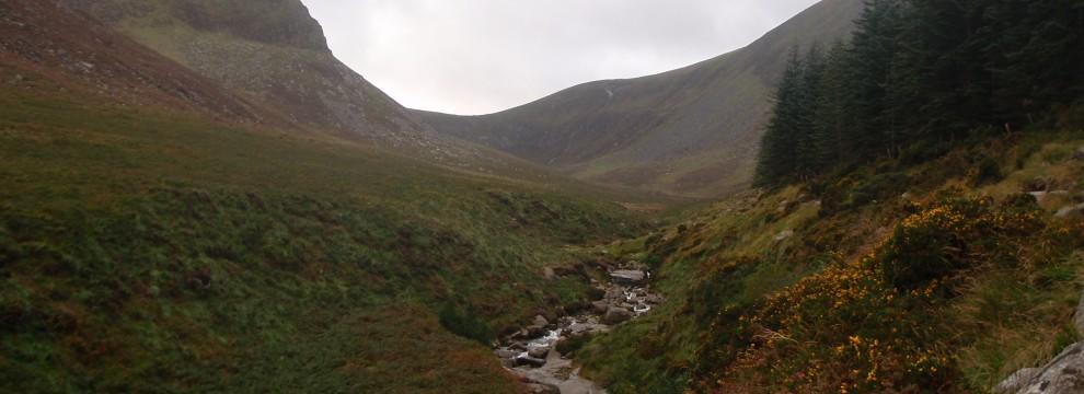 Slieve Donard Mountains of Mourne - Northern Ireland