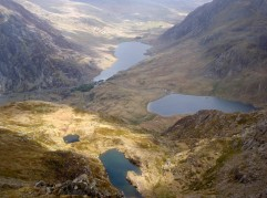 Welsh 3000s - Ogwen Valley