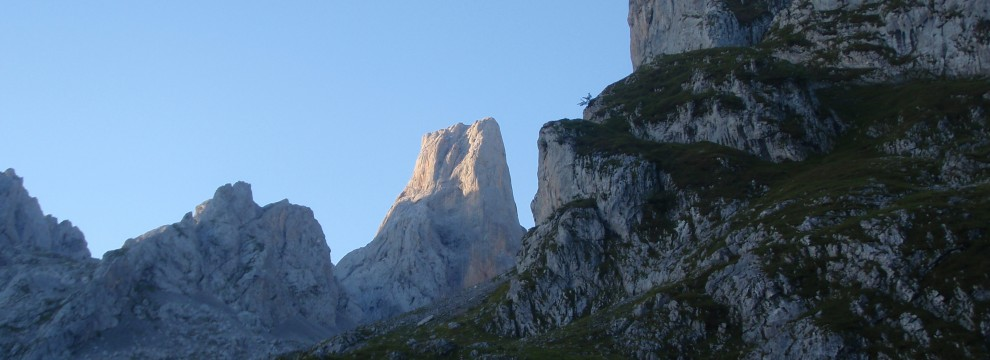The iconic Naranjo de Bulnes