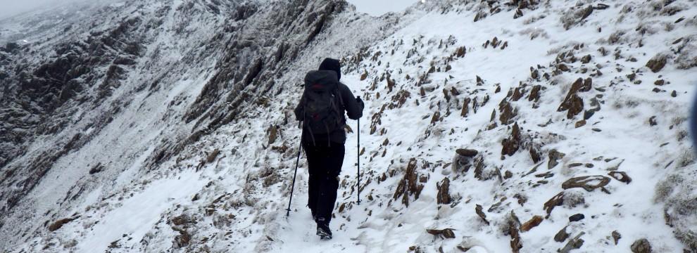 Rhyd Ddu route - Snowdon