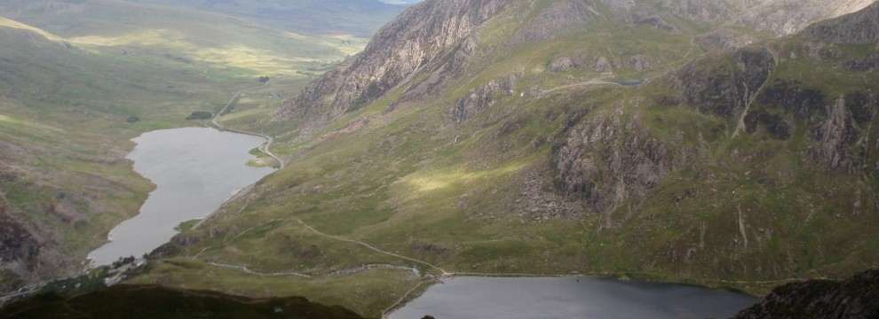 Ogwen Valley and Tryfan