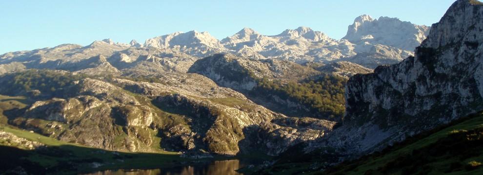 Lago Ercina, Covadonga Lakes, Asturias