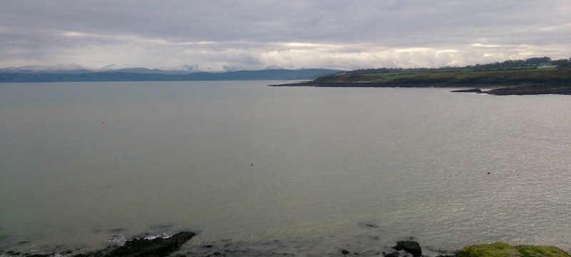 Views from Moelfre