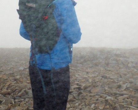 MtnTraining Mountain skills course. Navigation in bad weather