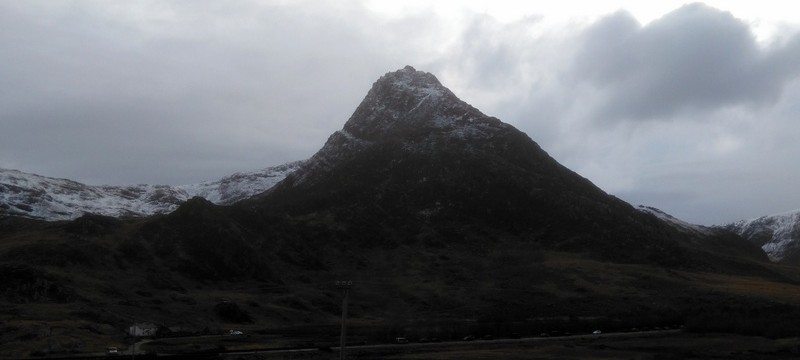 Tryfan looking as beautiful as ever