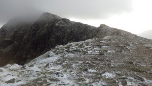 Snowdon Winter Walking