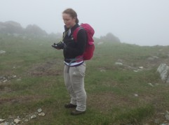 Are you able to look after yourself in poor visibility in the mountains?
