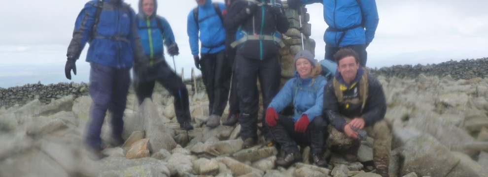 Welsh 3000s 14 peaks challenge finally the end what a relief!